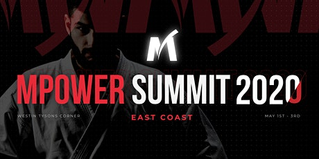 MPower East Coast Martial Arts Summit 2020 tickets