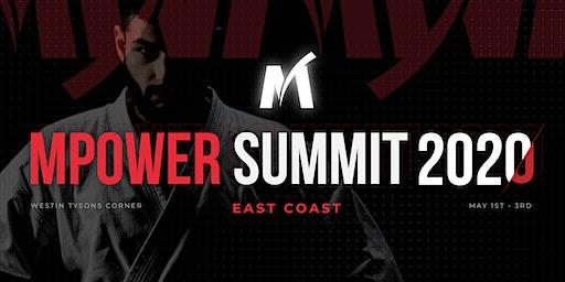 MPower East Coast Martial Arts Summit 2020