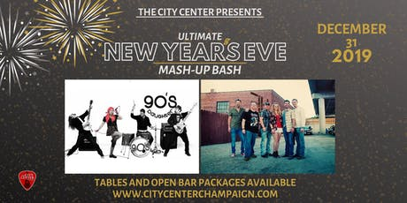 Ultimate New Year's Eve Mash-Up Bash tickets