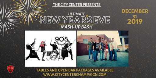 Ultimate New Year's Eve Mash-Up Bash