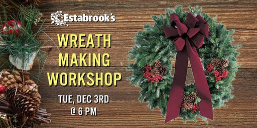 Balsam Wreath Making Workshop