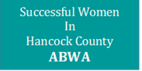 ABWA-Successful Women In Hancock County Monthly League Meeting tickets