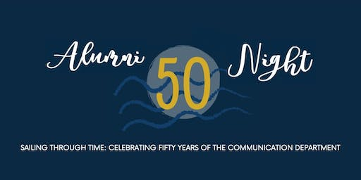 CPP Comm Dept. 50th Anniversary Alumni Night