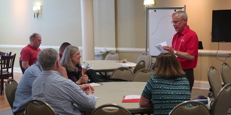 Christianity Explored Course Training- Simpsonville, SC tickets