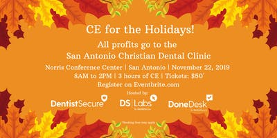 Dentist Secure Fall CE Event