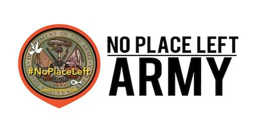 No Place Left Army Celebration Conference