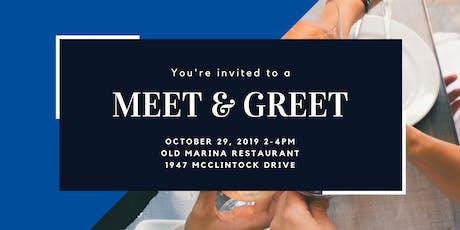 Meet & Greet with RTC Cambridge tickets