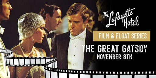 FILM & FLOAT / THE GREAT GATSBY