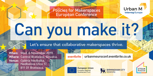 European Conference on Policies for Makerspaces