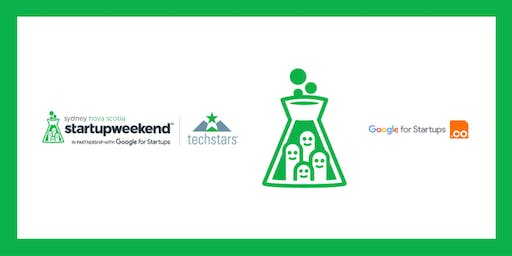 Techstars Startup Weekend Cape Breton - Nov 15-17, 2019