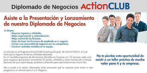 Diplomado de Negocios ActionCLUB (Sesión informativa)