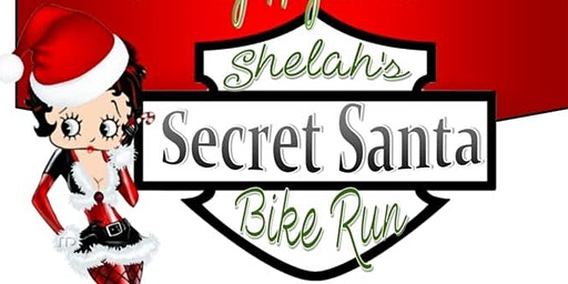 Shelah's Secret Santa Bike Run