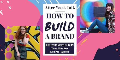 How to Build a Brand! tickets