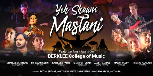 Ye Shaam Mastani - Indian music concert