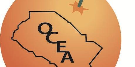OCEA November 20, 2019 General Membership Meeting tickets
