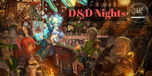 D&D Nights at the Meadhall