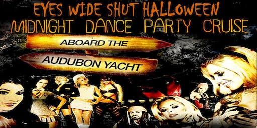 Eyes Wide Shut NYC Midnight Halloween Dance Cruise JJ Audubon Yacht 2019