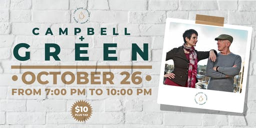The Muse present Campbell + Green