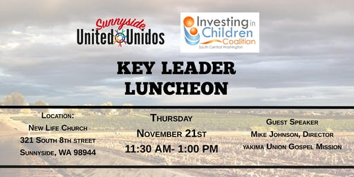 2019 Key Leader Luncheon
