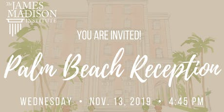 Palm Beach Reception at The Colony tickets