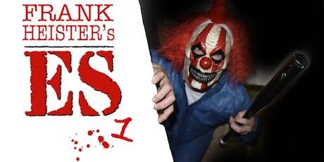 Frank Heister's ES 1 Tickets