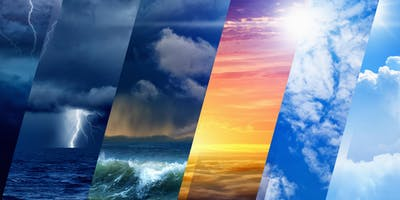 Secrets of Bay Area Weather, an IRL event w/ Mercury News Journalist
