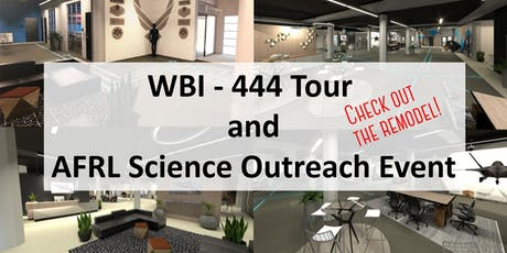 Wright Brothers Institute - 444 Tour and AFRL Science Outreach Event tickets