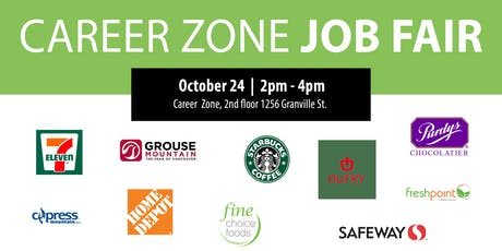Career Zone Job Fair tickets