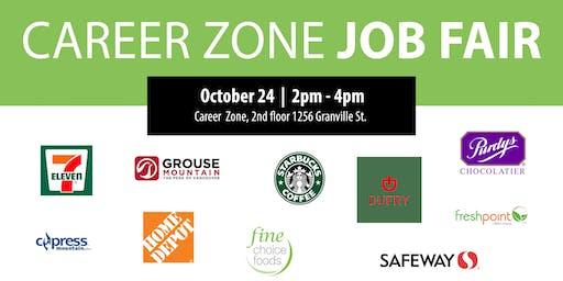 Career Zone Job Fair