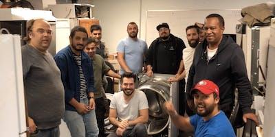 Free Skill Training - Appliance Repair Class