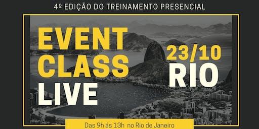 EVENT CLASS LIVE - RIO DE JANEIRO