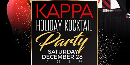 Kappa Holiday Kocktail Party