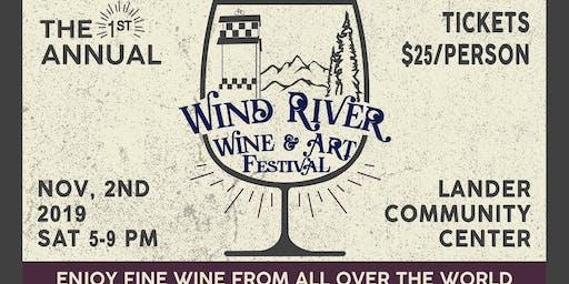 Wind River Wine & Art Festival