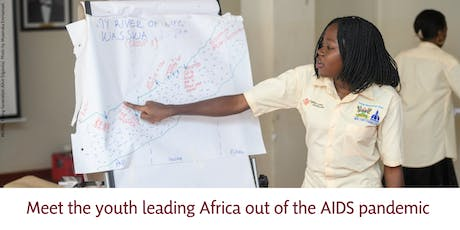 HIV will not define me: Meet the youth leading Africa out of the pandemic tickets