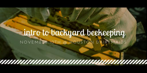 Intro to Backyard Beekeeping -  Bee2Bee Honey Collective