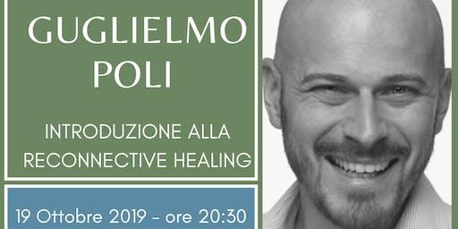 Conferenza di Guglielmo Poli sulla Reconnective Healing