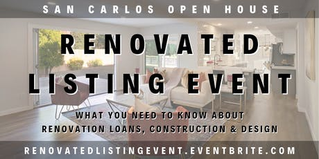 NEW! Renovated Listing Event tickets