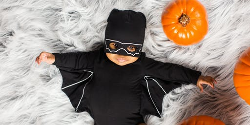 Halloween Open House at Little Nest Portraits!