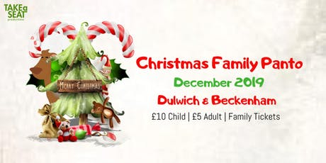 Christmas Family Panto tickets