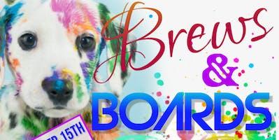 Brews & Boards Benefiting FURRever Friends Rescue
