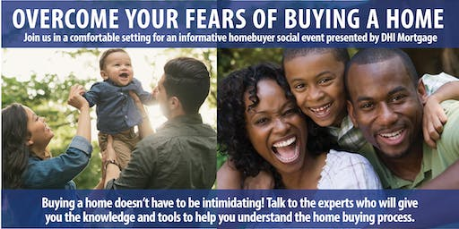 Overcome your fears of buying a home, Katy, TX!