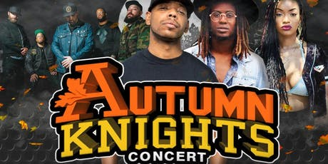 Life of U.G.A. Presents Autumn's Knight Concert tickets