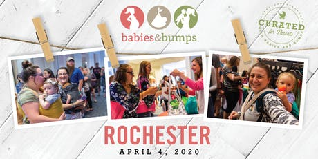 Babies & Bumps Rochester 2020 tickets