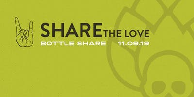 Share The Love: Bottle Share with Nashville Brewnette