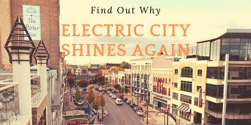 Electric City Shines Again!