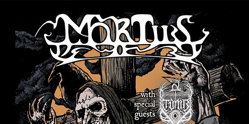 Mortiis @ The Orpheum