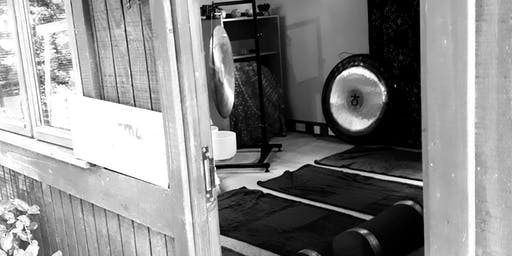 Gong Bath In The Dharma Den