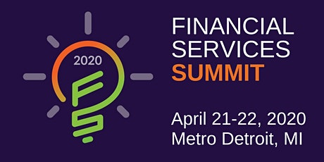 2020 Financial Services Summit tickets