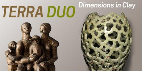 Terra Duo: Dimensions in Clay tickets