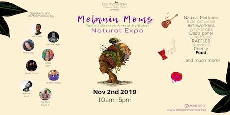 Melanin Moms Natural Expo 2019 tickets